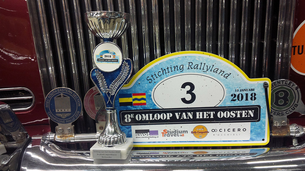Rallye: Omloop Van Het Oosten 2017
